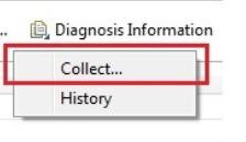 """<img src=""""FSD Diagnostic information.jpg"""" alt=""""Collection of Diagnostic information """" title=""""Diagnostic File collection"""">"""