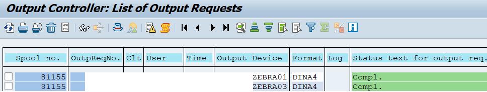 LZPL driver Error-Spool Test