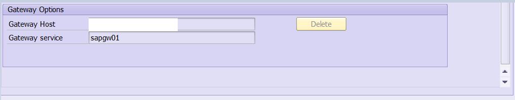 Configure LDAP connector_GW settings