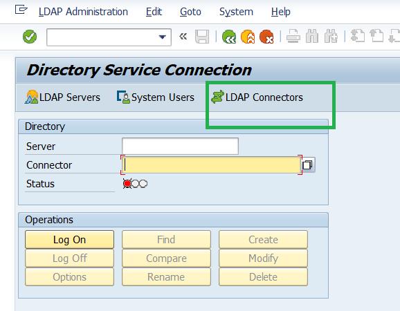 LDAP Connector