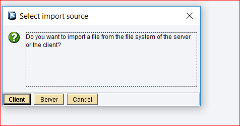 Import ESR Content in SAP PO ESR