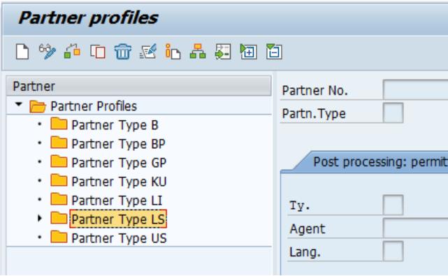 WE20 SAP partner profiles